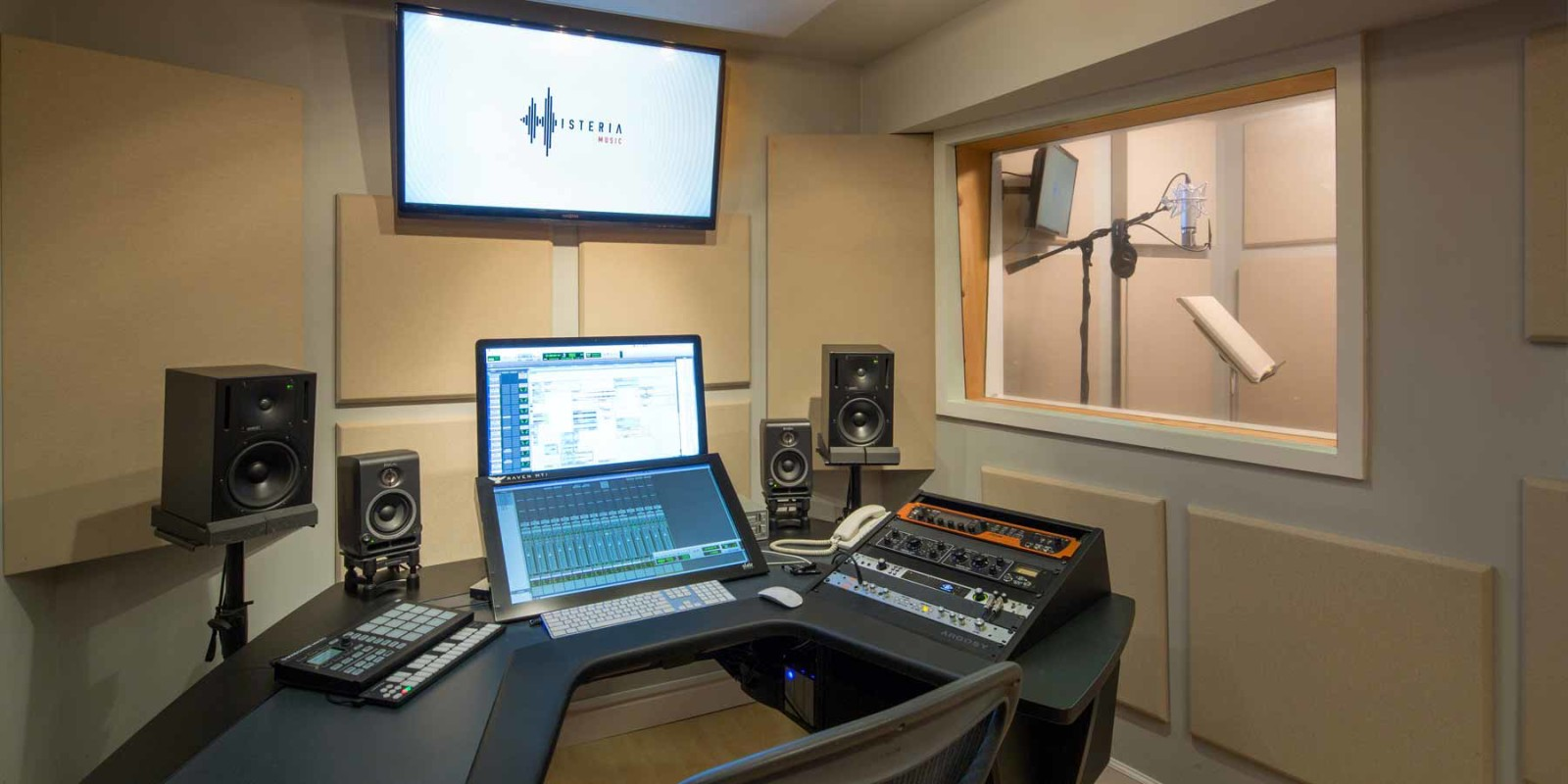 ISDN recording studio in Miami